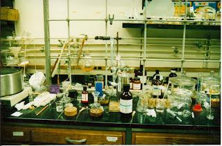 Lab 612, Choppin Hall, Dept. of Chemistry, LSU