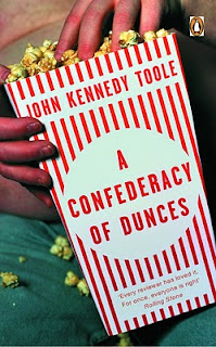 A Confederacy of Dunces by John Kennedy Toole book cover