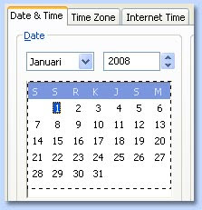 tutorial photoshop membuat kalender gambar 10