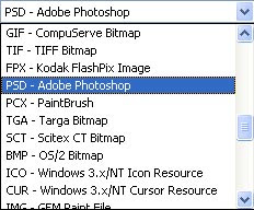 gambar cara mengolah gambar Corel dengan Photoshop 4