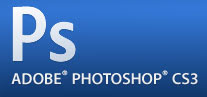 Gambar logo Photoshop CS3