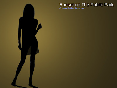 contoh desain Sunset on The Public Park image