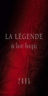 La légende de Saint-Georges - Cave St-Georges Sierre Valais
