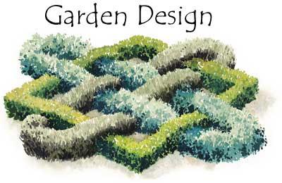Life in the highlands knot garden progress for Herb knot garden designs