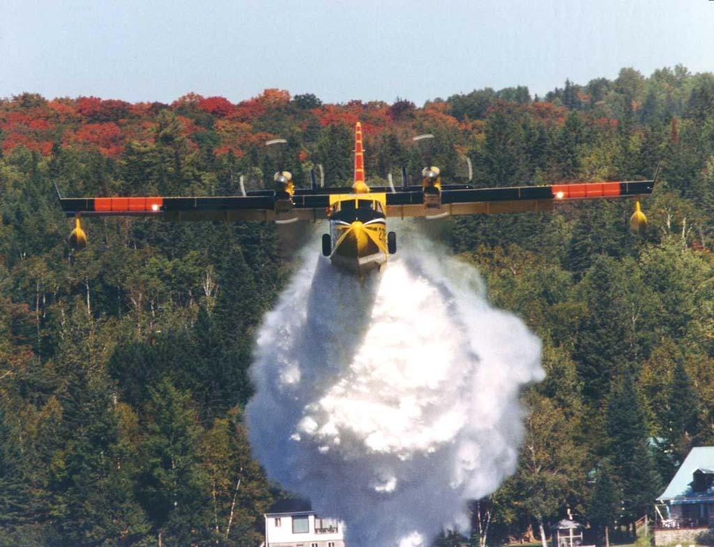 aviones hidrantes