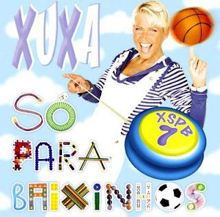 Download DVD Xuxa Só Para Baixinhos 7   Brincadeiras baixar