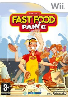 Fast Food Panic   Nintendo Wii