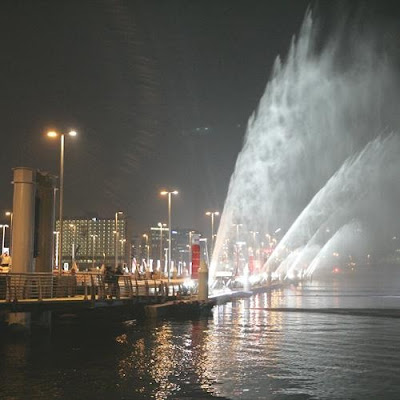 3 - Floating Bridge in Dubai