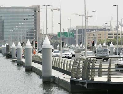 5 - Floating Bridge in Dubai