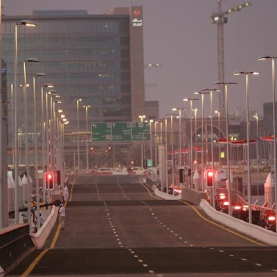 2 - Floating Bridge in Dubai