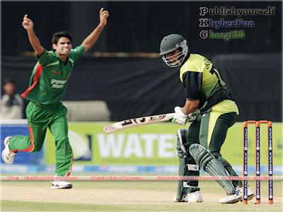 1 - Pakistan Vs Bangladesh