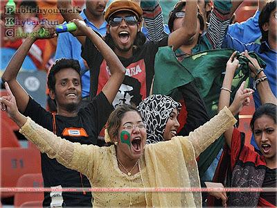 4 - Pakistan Vs Bangladesh