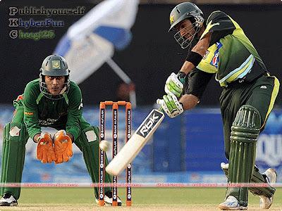8 - Pakistan Vs Bangladesh