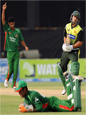 6 - Pakistan Vs Bangladesh