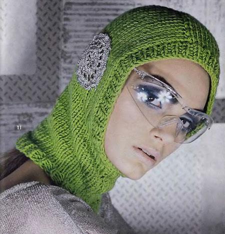 astronaut hat knit - photo #44