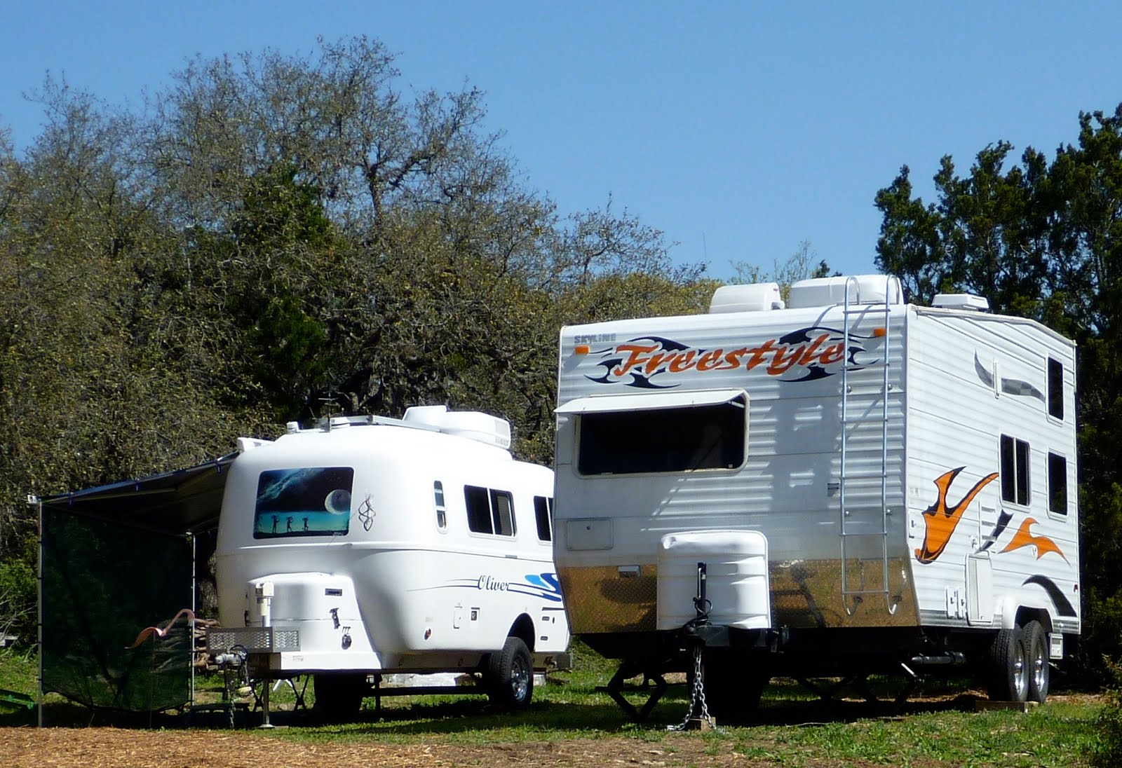 Pete and the Wonder Egg: Ricegrass Festival & Vintage Trailers