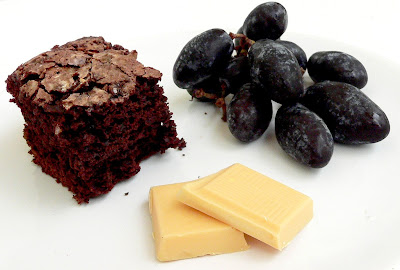 Egg-Free Chocolate Cake with Thermomix