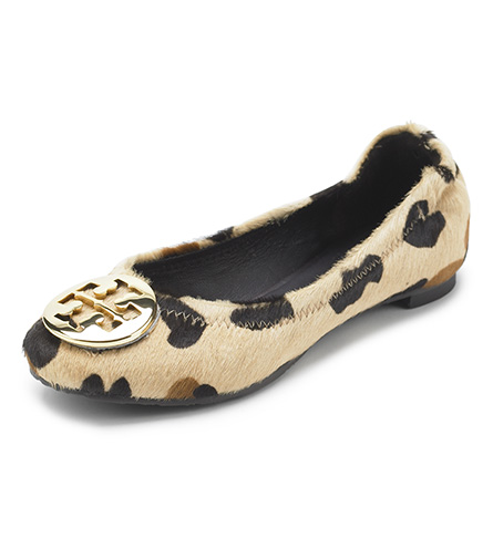de4b0d32eaa43 Tory Burch makes an adorable little girls leopard print flat that my  daughter loves to wear.