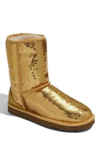 Gold Sequin Shoes Uk