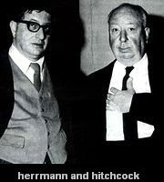 Bernard Herrmann & Alfred Hitchcock