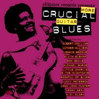 Crucial More Crucial Guitar Blues (2007)