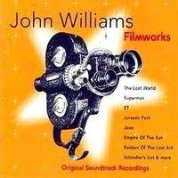 soundtrack by john williams - filmworks (1997)