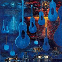 Blue Guitars - Louisiana & New Orleans