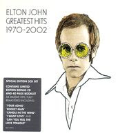 elton john - the greatest hits 1970-2002