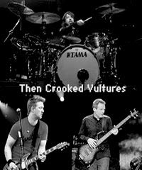 Them Crooked Vultures'