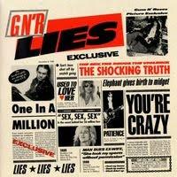 guns n roses - GN'R lies (1988)
