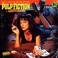 soundtrack - pulp fiction
