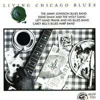 Living Chicago Blues Series (1978) vol. 1