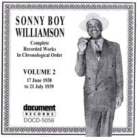 Sonny Boy Williamson I - Complete Recorded Works in Chronological Order - Volume 2
