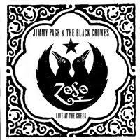 Jimmy Page & The Black Crowes – Live at the Greek  (2000)