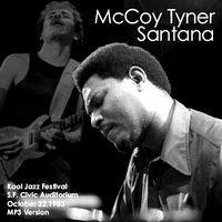 McCoy Tyner & Carlos Santana (1983)