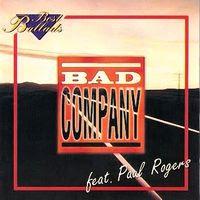 Bad Company - Best Ballads (1996)