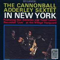 cannonball adderley sextet in new york (1962)