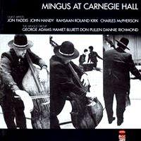 charles mingus - mingus at carnegie hall (1974)