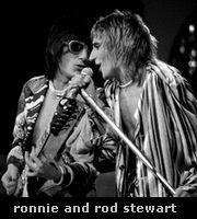 ronnie wood & rod dtewart - the faces