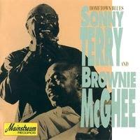 sonny & brownie - hometown blues (1951)