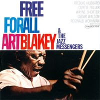art blakey - free for all (1964)