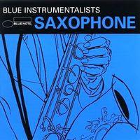 blue instrumentalists saxophone (2006)