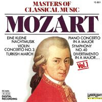 Masters of Classical Music vol 01