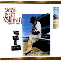 stevie ray vaughan - the sky is crying (1991)