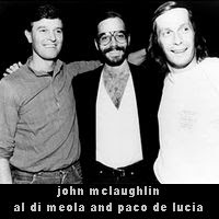 john mclaughlin al di meola and paco de lucia