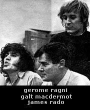 Gerome Ragni Galt MacDermot James Rado