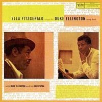 ella fitzgerald - the complete song books duke ellington