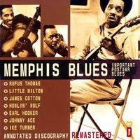 Memphis Blues: Important Postwar Blues - CD D
