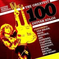100 greatest guitar solos (2008)