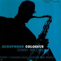 sonny rollins - saxophone colossus (1956)